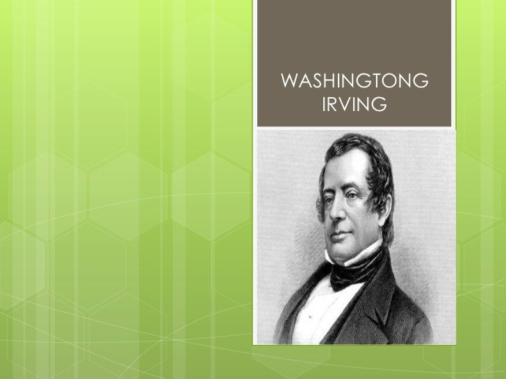 WASHINGTONG   IRVING