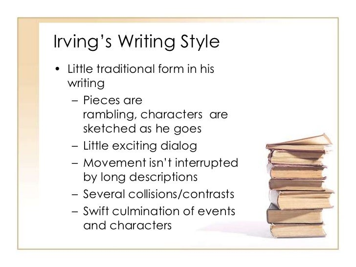 washington irving romanticism essay Comparison of the supernatural elements in washington irving's short stories - daniel nienaber for this term paper it is necessary to take a look at washington irving as a romantic writer to understand his works in a wider context essay, interpretation, bachelor's thesis.
