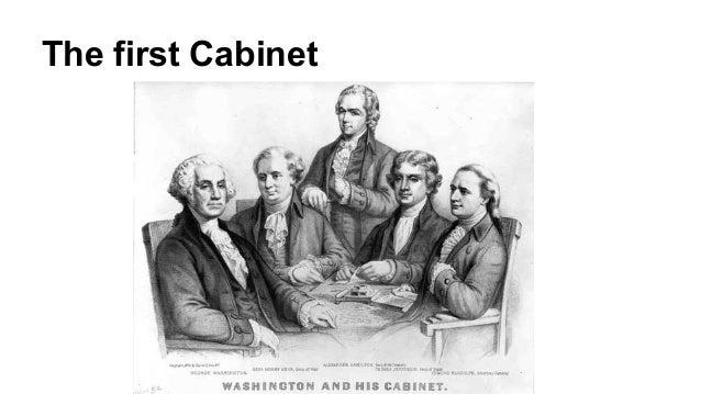 Washingtons Cabinet | MF Cabinets