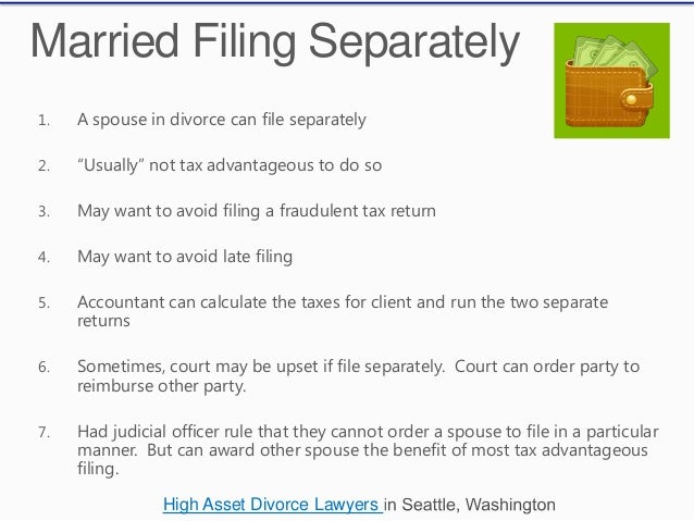 how to divorce in washington state