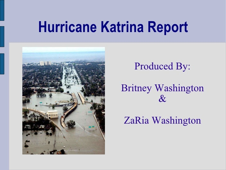 report on hurricane katrina 1 21 september 2005 report of hurricane katrina damage assessment by debra hess norris (heritage preservation) richard pearce-moses (society of american archivists.