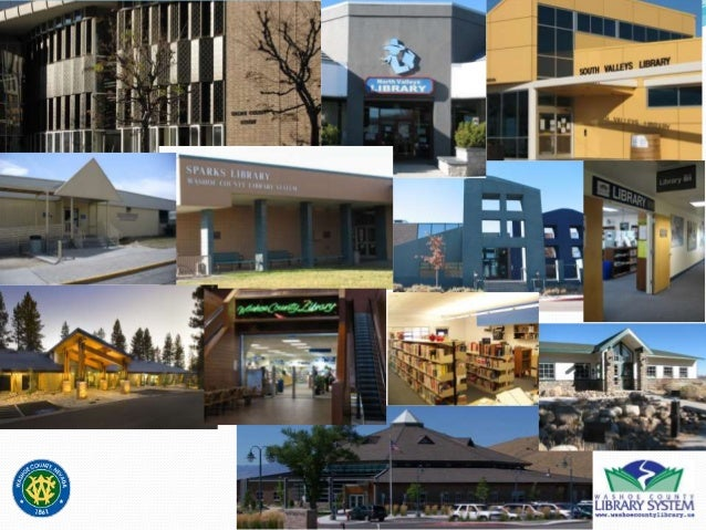 Washoe County Library System About Us