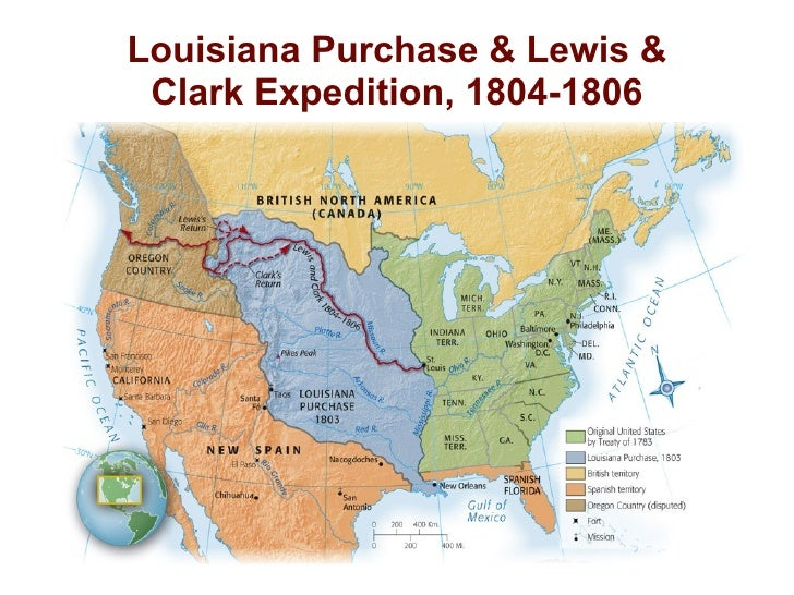 louisiana purchase and lewis and clark expedition essay Lewis and clark essay from washington across the louisiana purchase and end their expedition in lewis and clark custom lewis and clark essay.