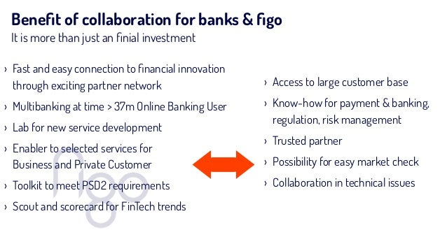 › Fast and easy connection to financial innovation through exciting partner network › Multibanking at time > 37m Online Ban...