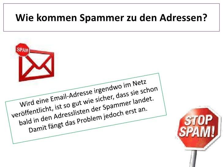 Was Ist Spam? Slide 3