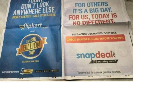 Digital marketing and a case study on flipkart 76 gumiabroncs Image collections