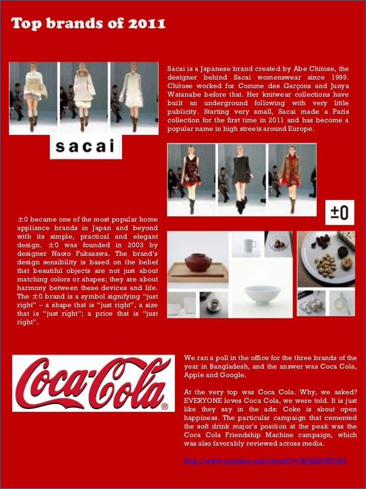 WASSUP - The Cultural Trends Report published by Ogilvy Asia(November 2011)