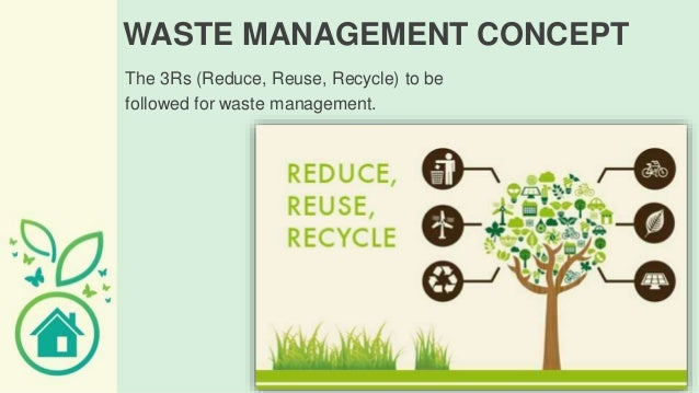 Managing and Reducing Wastes: A Guide for Commercial Buildings