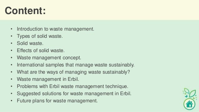 A Case Study on Municipal Solid Waste Management in ...