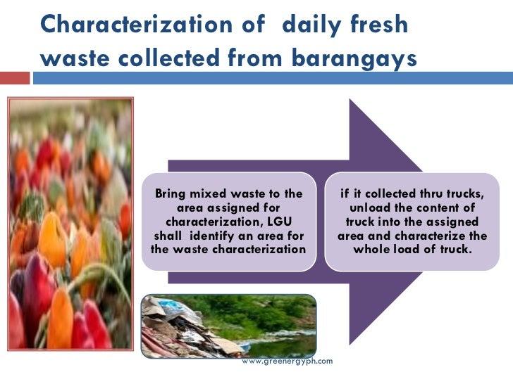 Recycling Waste Characterization Study - mrwmd.org