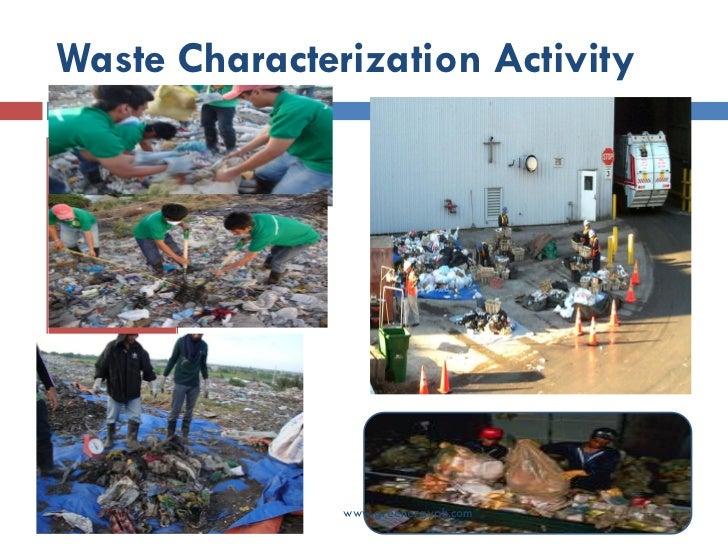 Waste Characterization Study – PEDC Limited