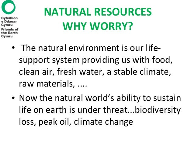 Waste and the environment Friends of the Earth Slide 3