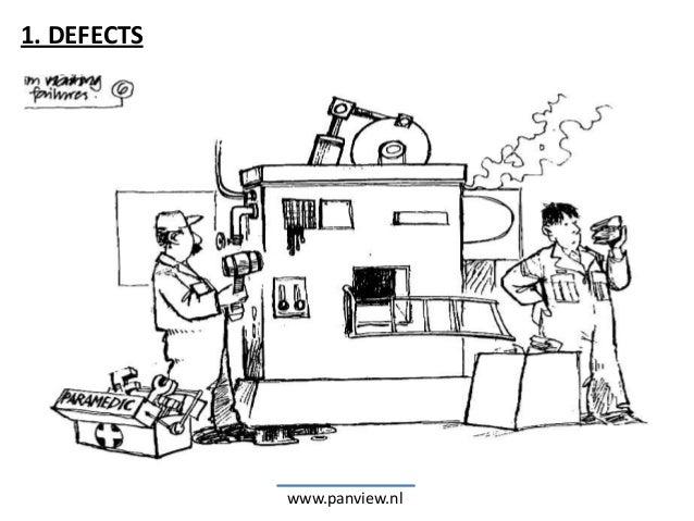 lean production cartoons
