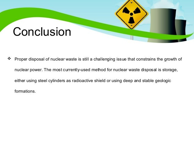 Radioactive Waste Management/Introduction