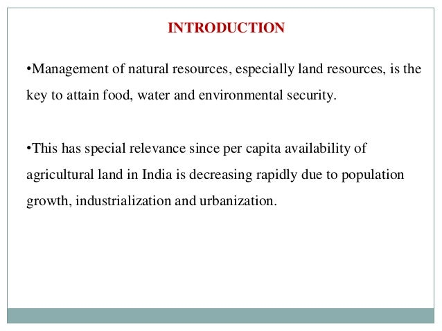 application of gis in waste land management