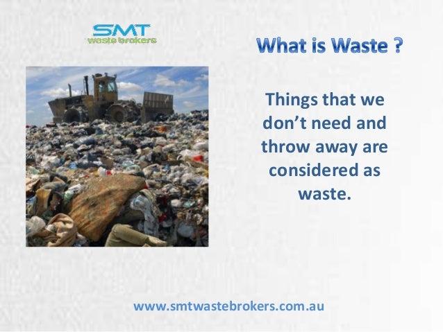 Waste Management Slide 2