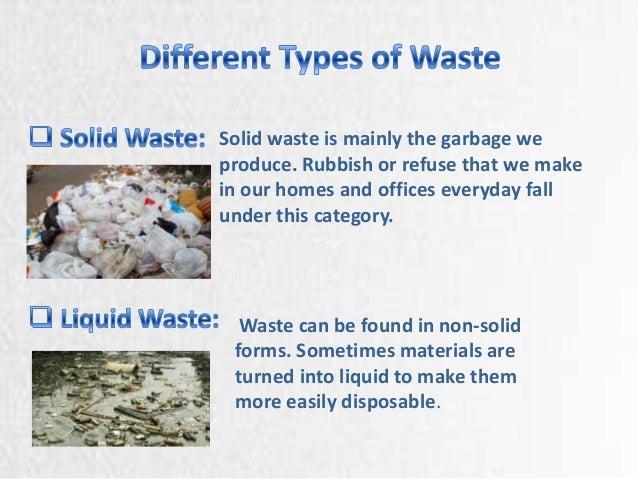 Waste Management Slide 3