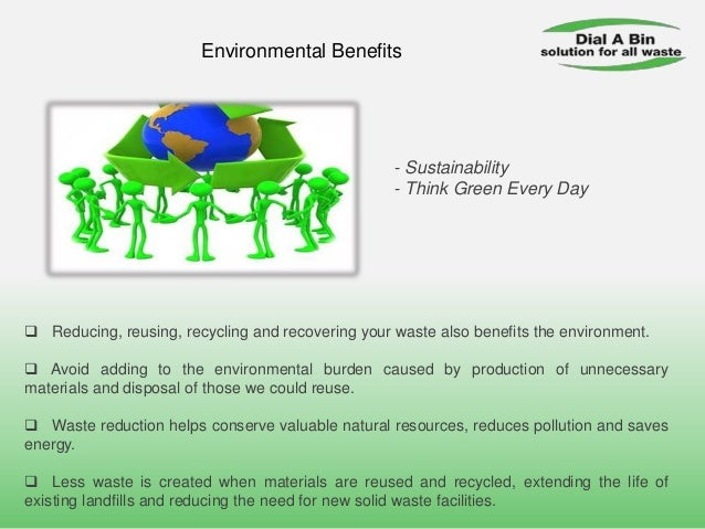 Costs And Benefits Of Using Natural Resources