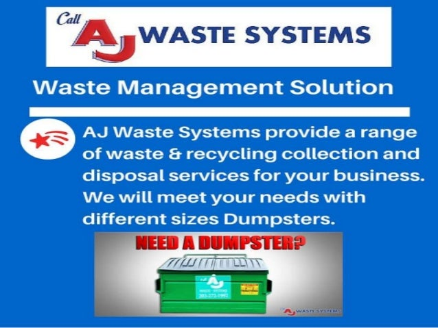 Waste Management Solution