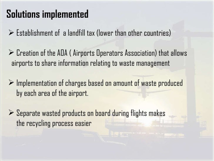 airport management issues Federal aviation administration (faa) reauthorization: an overview  the airport and airway extension act of 2011,  faa management and organizational issues .