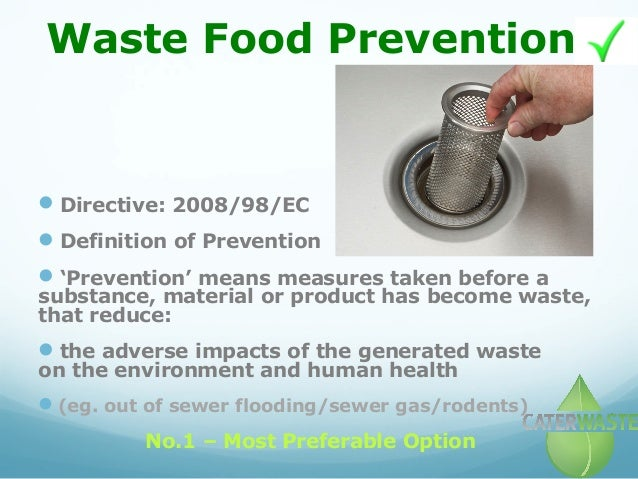 Waste Prevention Programme Ni