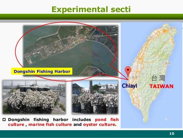 Experimental secti 10 TAIWANChiayi Dongshin Fishing Harbor  Dongshin fishing harbor includes pond fish culture , marine f...