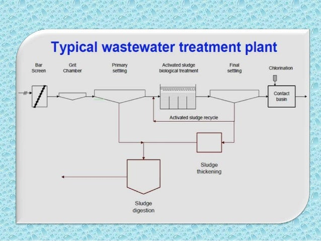 Waste water treatment processes