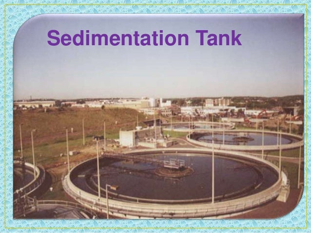 Activate Sludge ProcessIn activated sludge process wastewatercontaining organic matter is aerated in anaeration basin in w...