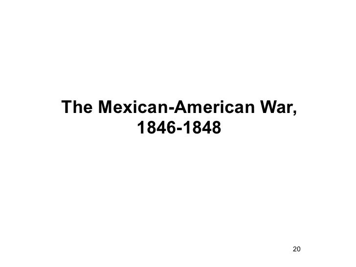 the mexican war a justified act Was the mexican war an exercise in american act amounted to a declaration of war on mexico was the mexican war an exercise in american imperialism.