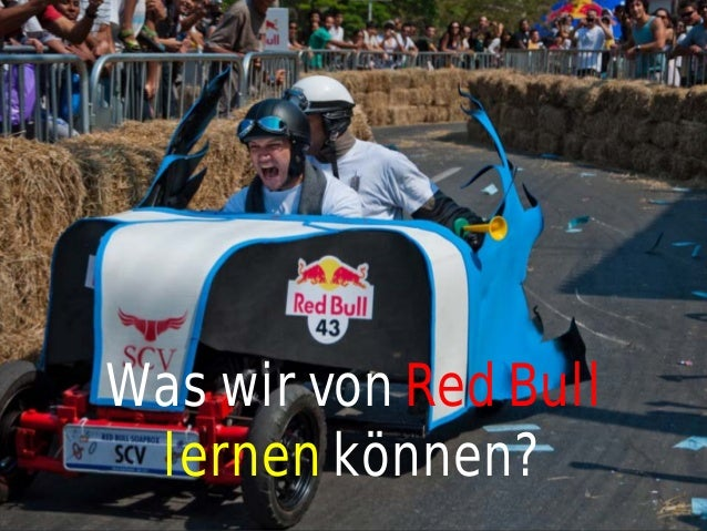 Was wir von Red Bull lernen können?