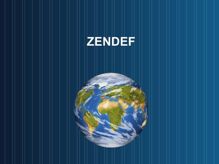 ZENDEF