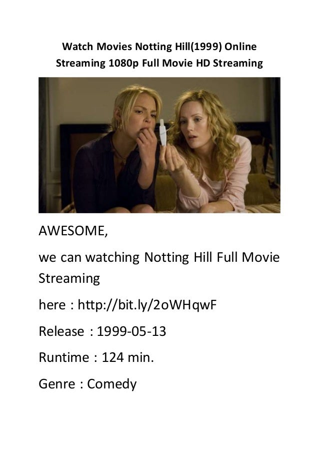 notting hill full movie with english subtitles