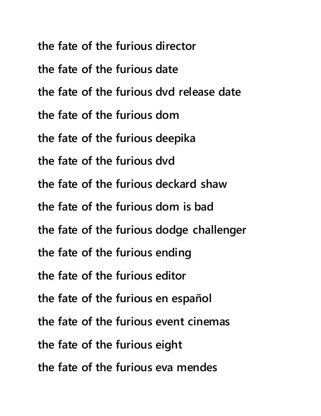 Watch the-fate-the-furious