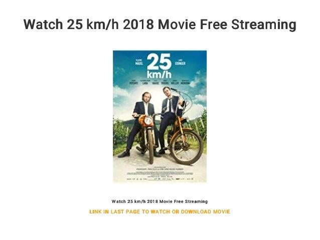25 Km H Stream
