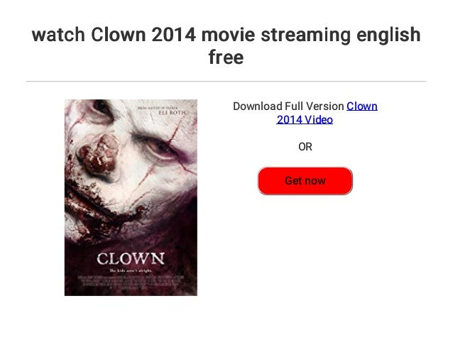 clown 2014 full movie download