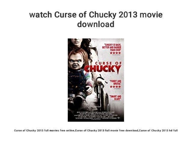 chucky full movie download