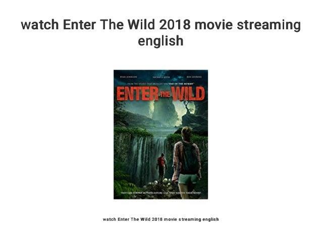 Wild Movie Streaming
