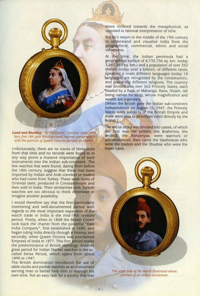 Monopolistic market of Watches.. india pdf Slide 2