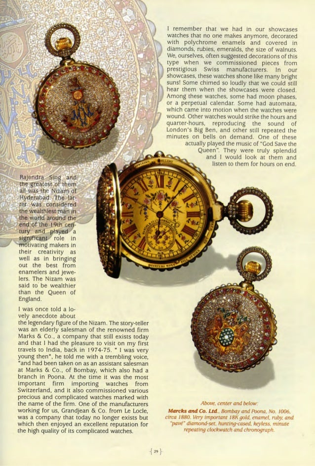 Monopolistic market of Watches.. india pdf