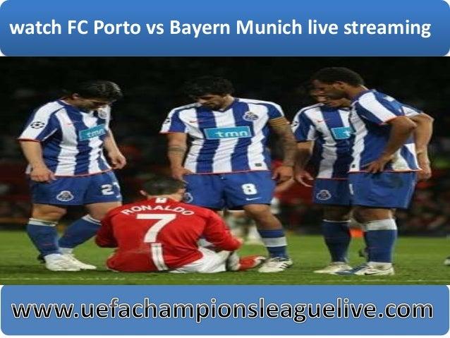 Bayern Porto Live Stream