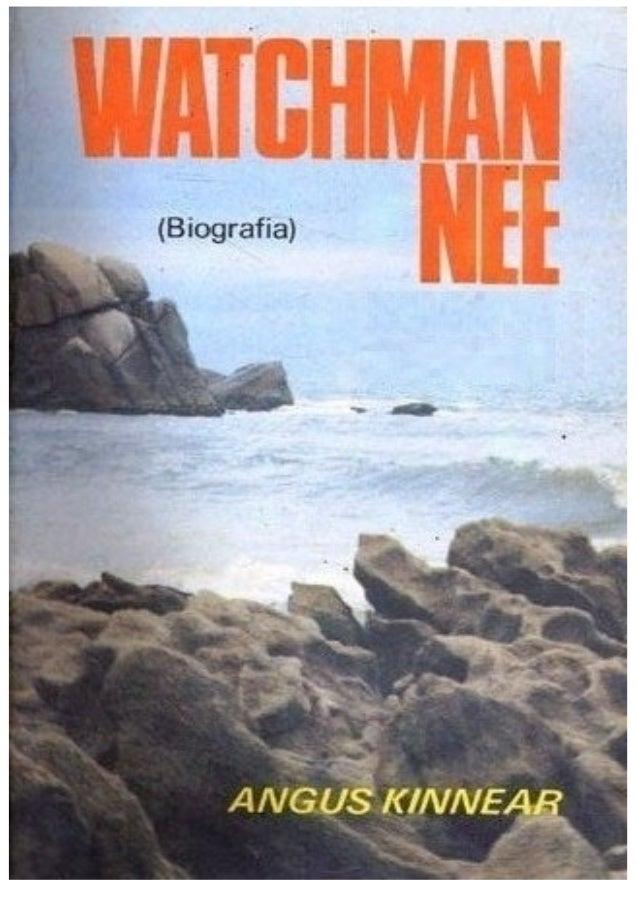 WATCHMAN (Biografia) NEE Angus Kinnear Digitalização: Pregador jovem