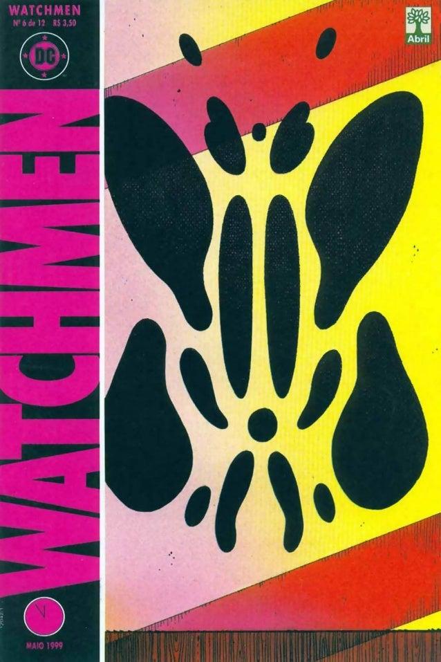 Watchmen 06 de 12