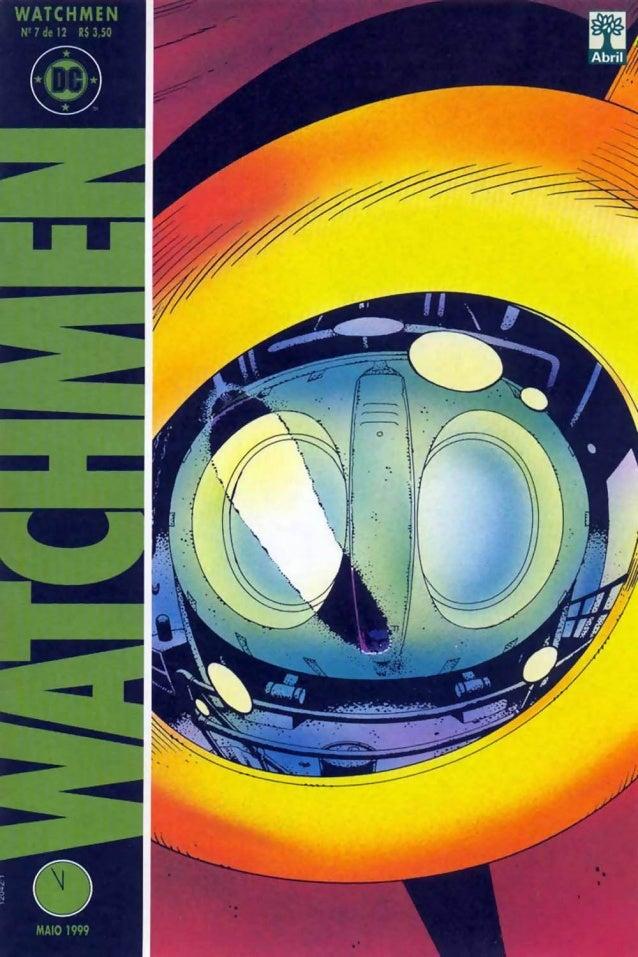 Watchmen 07 de 12