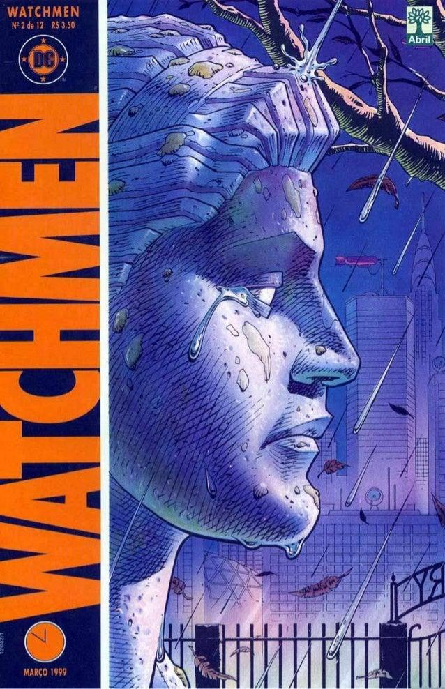 Watchmen 02 de 12