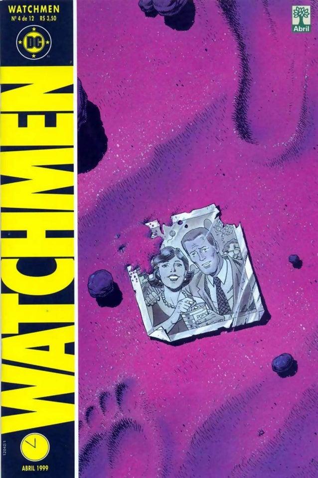 Watchmen 04 de 12