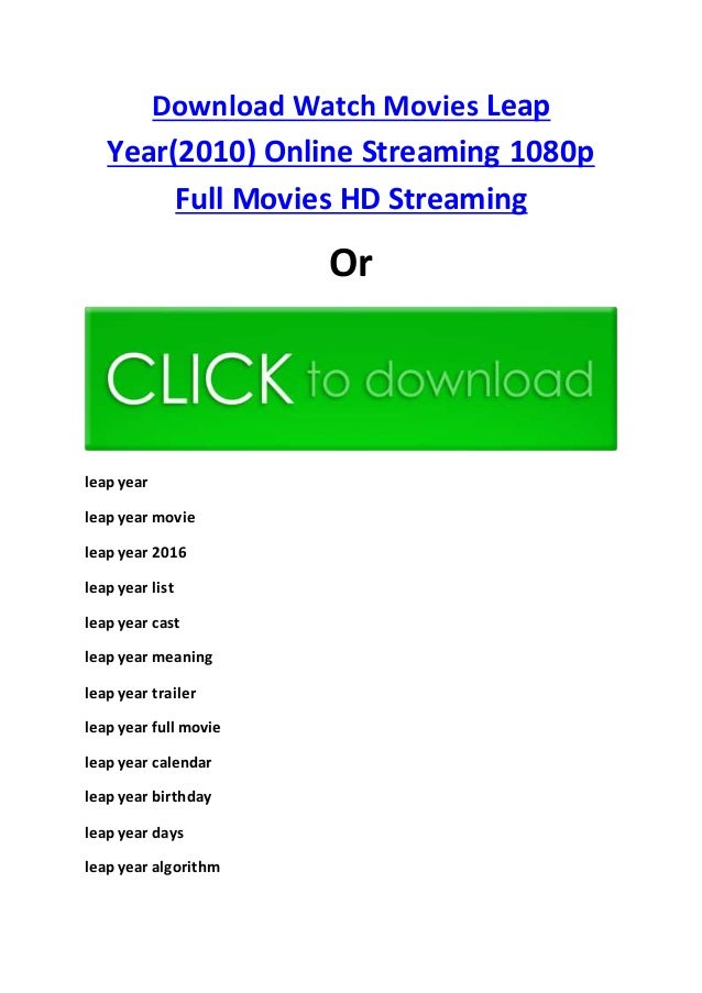 leap year movie download in hindi 300mb