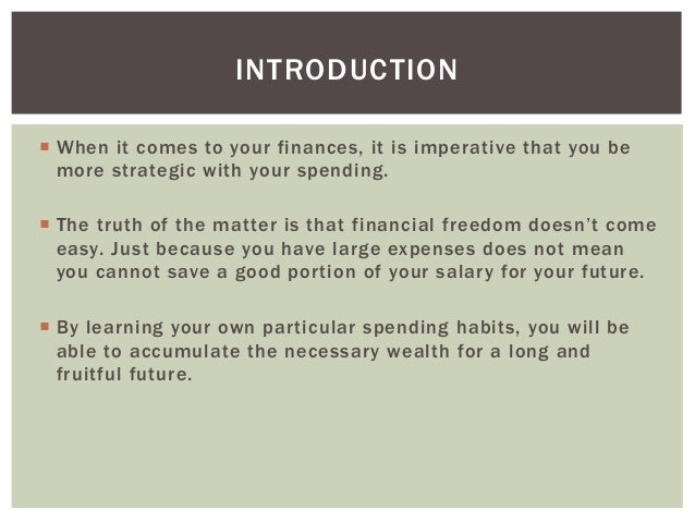 Watch out for the 5 Factors that are Impacting your Savings by Sarang Ahuja Slide 2