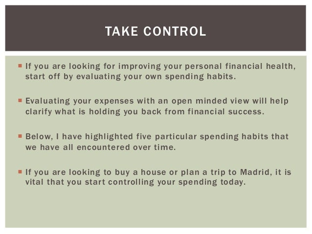 Watch out for the 5 Factors that are Impacting your Savings by Sarang Ahuja Slide 3
