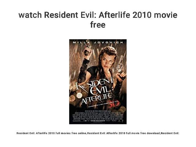 year one movie free online