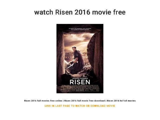 movies 2016 free